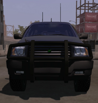 FBI - front in Saints Row
