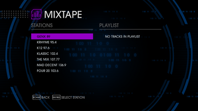 Stations Mixtape