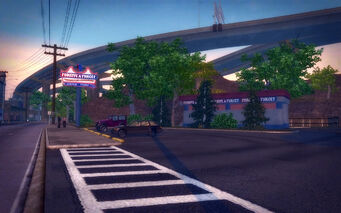 Charlestown in Saints Row 2 - Forgive and Forget