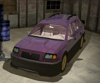 Gang Customization in Saints Row 2 - Komodo