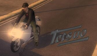 Tetsuo - front left with logo and lights in Saints Row 2
