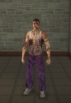 Carlos - Blood - character model in Saints Row 2