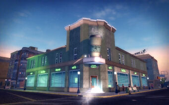 Frat Row in Saints Row 2 - Thirteen Thirty Seven Web Cafe