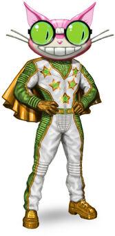Professor Genki outfit promo
