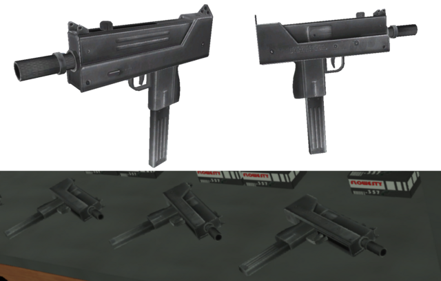 File:SKR-7 Spree - model and in Friendly Fire in Saints Row 2.png