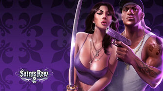 Saints Row 2 promo