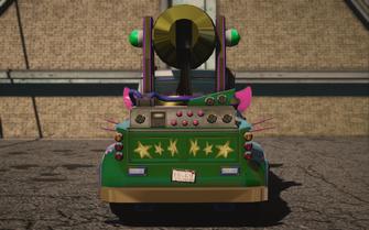 Saints Row IV variants - Genki Manapult Average - rear