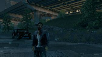 Zombie Gat as a Homie
