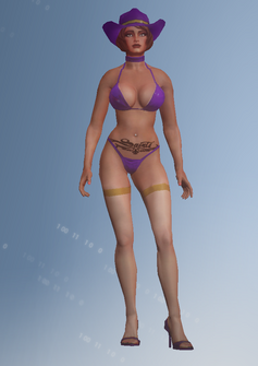 Gang Customization - Stripper 1 - Kandy - in Saints Row IV