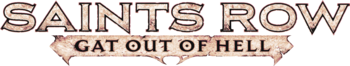 Gat out of Hell logo