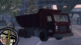 Longhauler - front right in Saints Row 2