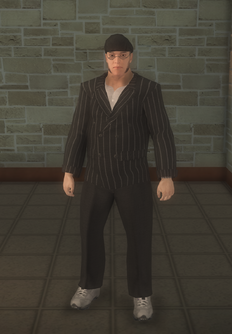 Mueller - character model in Saints Row 2