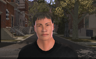 Playa - Saints Row - default Asian