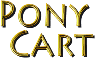 Pony Cart logo