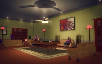 Downtown Loft - Classy - pool table