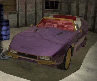 Gang Customization in Saints Row 2 - Venom Classic