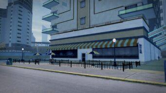 Heron Hotel - front