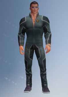 Johnny Gat - jumpsuit - character model in Saints Row IV