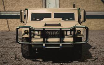 Saints Row IV variants - Bulldog Military - front