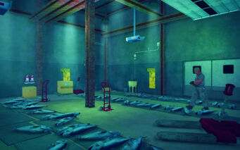 Sunnyvale Gardens in Saints Row 2 - Slippery Finn's interior