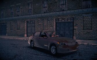 Eiswolf - front right in Saints Row IV