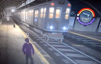 El Train Saints Row