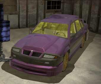 Gang Customization in Saints Row 2 - Capshaw