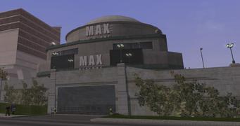 Max Visions exterior