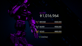 Mech Suit Mayhem medals in Saints Row IV livestream