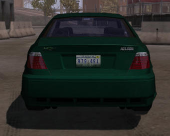 Nelson - rear in Saints Row