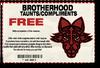 Taunts and Compliments - Brotherhood unlocked