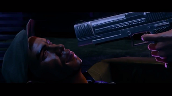 Trojan Whores - Pierce with a gun in his face