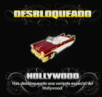 Desbloqueo Hollywood
