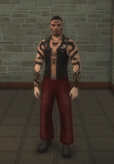 Low Detail NPC - 300mbrotherlt - character model in Saints Row 2