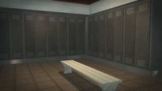 Police Headquarters - Locker room