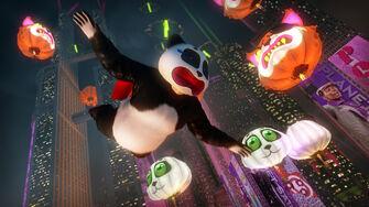 Sad Panda Skyblazing promo image 2b