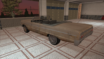 Saints Row variants - Compton - Beater - rear left