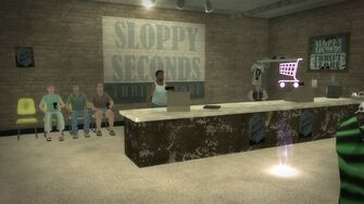 Sloppy Seconds in Cecil Park 2 - cashier