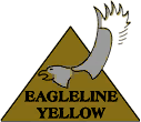 Taxi - EagleLine Yellow logo