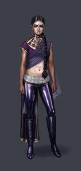 Asha Super Concept art
