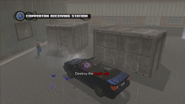 File:Copperton Receiving Station - Destroy the truck cab.png
