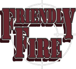 Friendly Fire logo