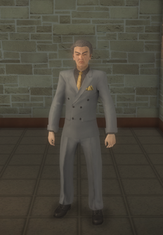 Kazuo - character model in Saints Row 2