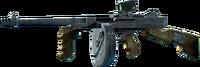 SRIV SMGs - Heavy SMG - Gangland - Default