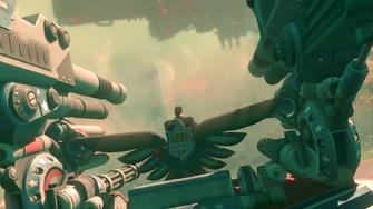 Saints Row IV Announce Teaser - weapons platform