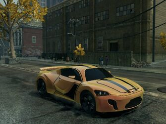 Temptress - front right with stripes in Saints Row The Third