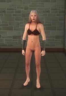 Tera - character model in Saints Row 2