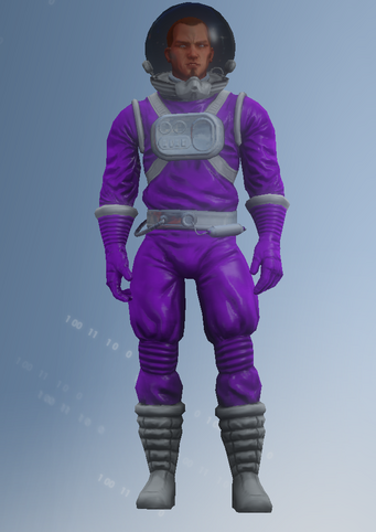 Gang Customization - Space Saints 1 - Bud - in Saints Row IV