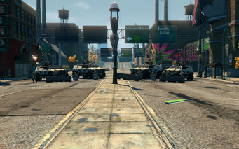 SRTT Roadblock - STAG level 4 - large