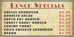 Smiling Jacks menu wall lunch01 wo